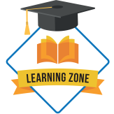 Learning Zone Logo